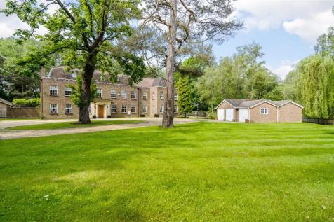 Coombe Lane, Ascot, Berkshire, SL5. 7 bedroom detached house for sale