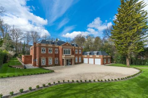 Richmond Wood, Sunningdale, Berkshire, SL5. 6 bedroom detached house for sale