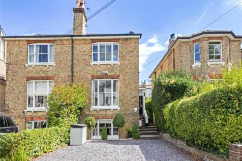 Claremont Road, Tunbridge Wells, Kent, TN1. 4 bedroom semi-detached house
