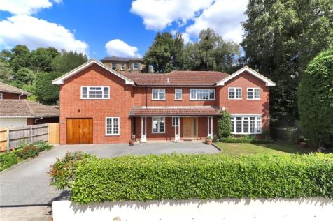 Culverden Park, Tunbridge Wells, Kent, TN4. 5 bedroom detached house