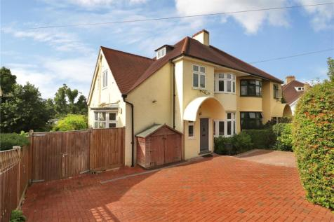 Claremont Gardens, Tunbridge Wells, Kent, TN2. 6 bedroom semi-detached house