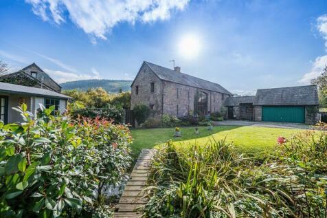 Cwmdu, Crickhowell, Mid Wales - Detached / 4 bedroom detached house for sale / £650,000