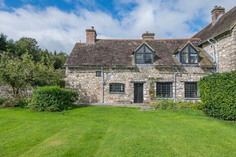 Llanover, Abergavenny. 2 bedroom semi-detached house