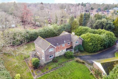 Onslow Road, Burwood Park, Walton-on-Thames, Surrey, KT12. Plot for sale