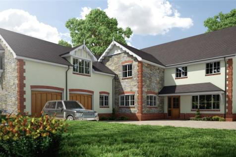 The Brambles, Cronk Road, Union Mills, Isle of Man, IM4. 5 bedroom detached house