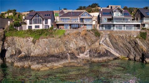 Benar Headland, Abersoch, Pwllheli, Gwynedd, LL53. 5 bedroom detached house for sale