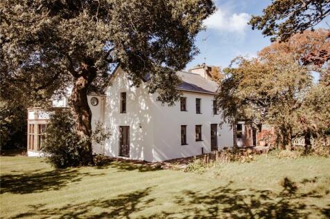 Rhydyclafdy, Pwllheli, Gwynedd, LL53. 6 bedroom detached house for sale