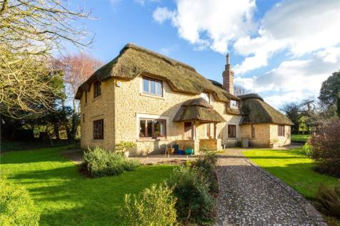 Chydyok Road, Chaldon Herring, Dorchester, Dorset, DT2. 4 bedroom detached house