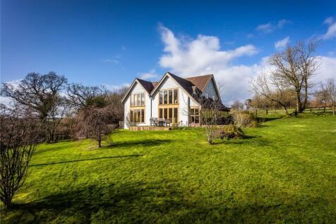 Ibberton, Blandford Forum, Dorset, DT11. 4 bedroom detached house