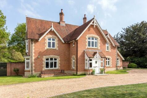 Hinton Martell, Wimborne, Dorset, BH21. 5 bedroom detached house