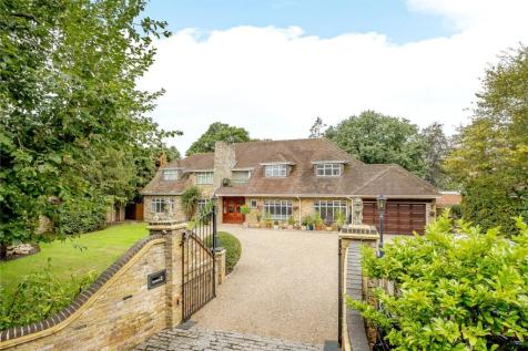 St. Leonards Hill, Windsor, Berkshire, SL4. 6 bedroom detached house for sale