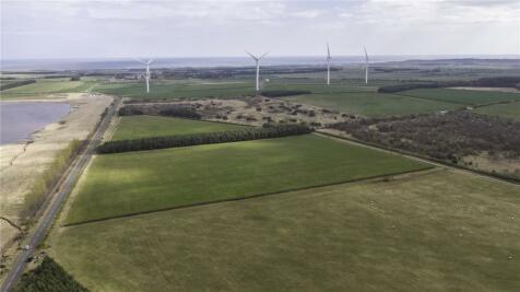 Land At Widdrington, Morpeth, Northumberland, NE61. Land for sale