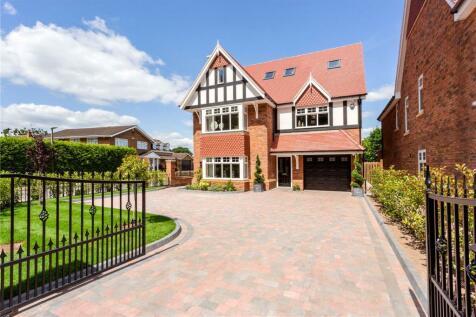 Alderbrook Road, Solihull, West Midlands, B91. 5 bedroom detached house for sale