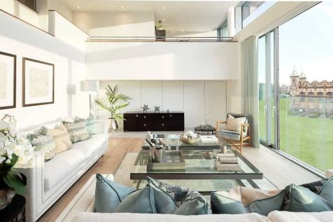 6/18 The Crescent At Donaldson's, West Coates, Edinburgh, EH12. 3 bedroom duplex for sale