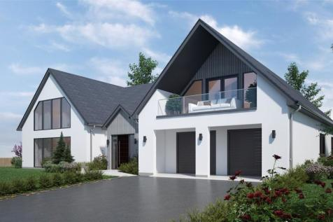 Plot 3 - Lauriston, Barnton, Westhill, Aberdeenshire, AB32. 4 bedroom detached house for sale