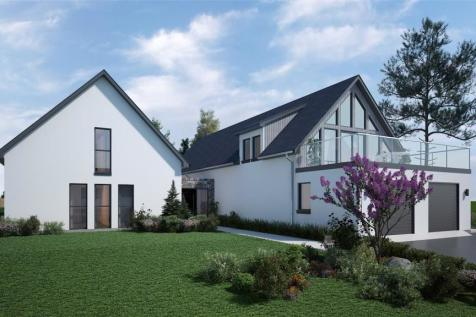 Plot 2 - Dunrobin, Barnton, Westhill, Aberdeenshire, AB32. 4 bedroom detached house for sale