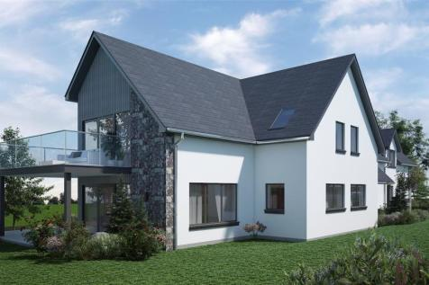 Plot 1 - Balmoral, Barnton, Westhill, Aberdeenshire, AB32. 4 bedroom detached house for sale