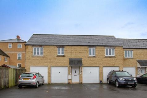 Stenter Rise, Witney, Oxfordshire, OX28. 2 bedroom apartment