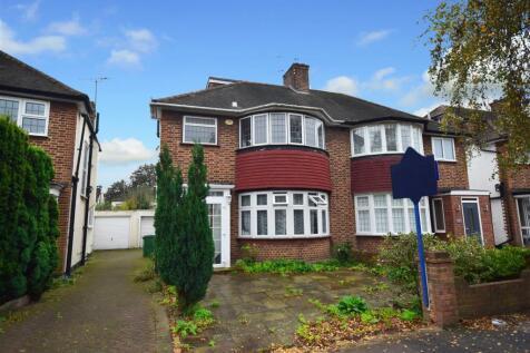 Court Way, Twickenham. 4 bedroom semi-detached house