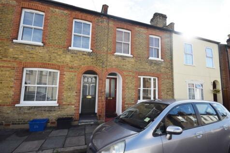 Warwick Road, Twickenham. 3 bedroom terraced house