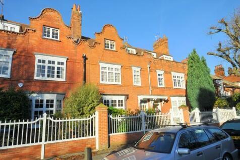 Woodstock Road, Chiswick, London, W4. 1 bedroom flat