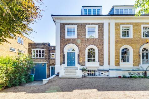 Castelnau, Barnes, London, SW13. 6 bedroom semi-detached house