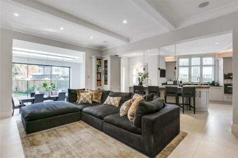 Ferry Road, Barnes, London, SW13. 6 bedroom semi-detached house