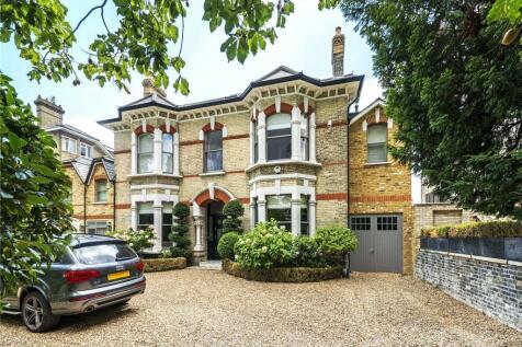 Lonsdale Road, Barnes, London, SW13. 6 bedroom detached house