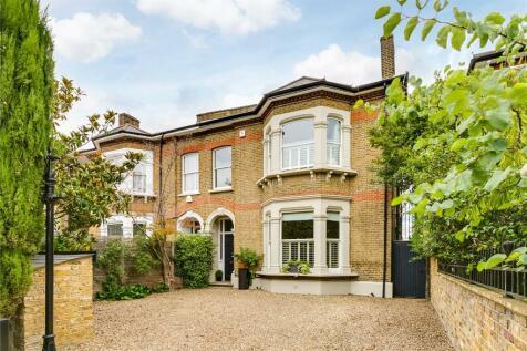 Castelnau, Barnes, London, SW13. 7 bedroom semi-detached house