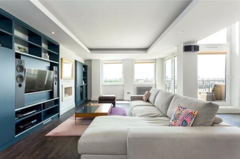 Keepier Wharf, 12 Narrow Street, Limehouse, London, E14. 4 bedroom apartment