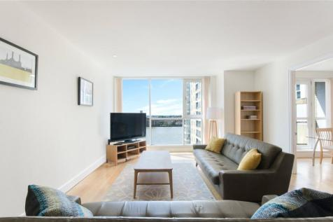 Eaton House, 38 Westferry Circus, Canary Wharf, London, E14. 3 bedroom apartment
