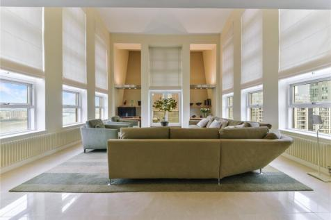 Pierpoint Building, 16 Westferry Road, Canary Wharf, London, E14. 3 bedroom penthouse for sale