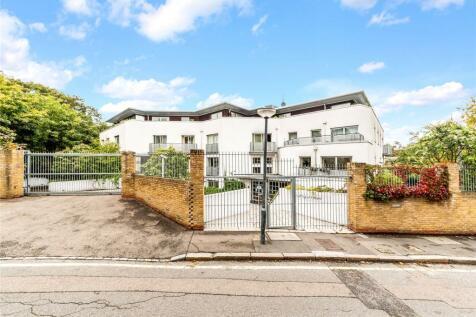 Cityview, Lansdowne Lane, Greenwich, London, SE7. 2 bedroom penthouse for sale