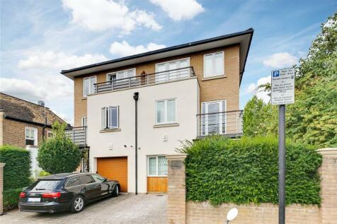 Bonney Terrace, Ravenscourt Park, London, W6. 4 bedroom semi-detached house for sale