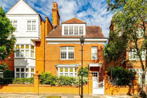 Marlborough Crescent, Bedford Park, Chiswick, London, W4. 6 bedroom semi-detached house
