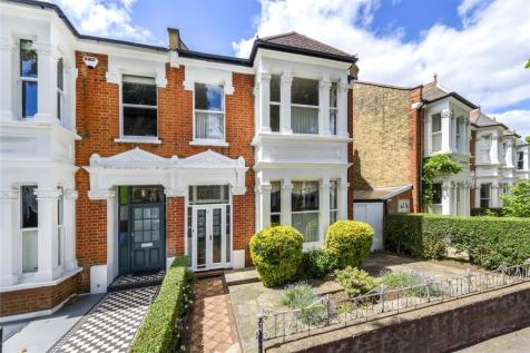 Prebend Gardens, Chiswick, London, W4. 5 bedroom semi-detached house for sale