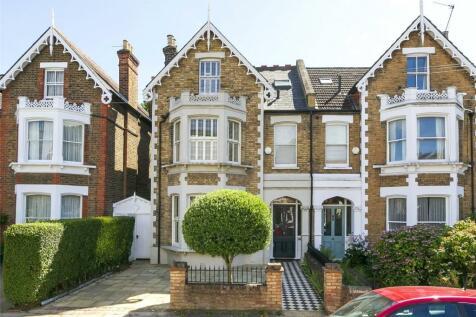 Grosvenor Road, Chiswick, London, W4. 5 bedroom semi-detached house