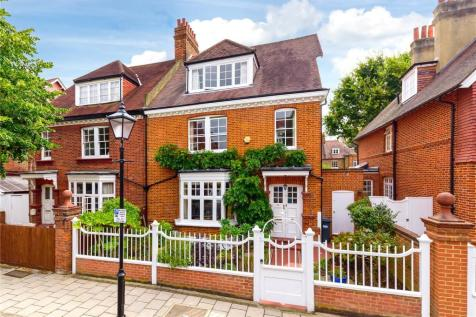 Priory Avenue, Bedford Park, Chiswick, London, W4. 6 bedroom semi-detached house