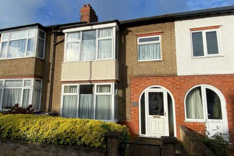 The Vale, Phippsville, Northampton NN1 4ST. 3 bedroom terraced house for sale