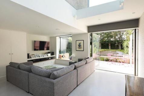 Cheriton Square, London, SW17. 4 bedroom end of terrace house for sale