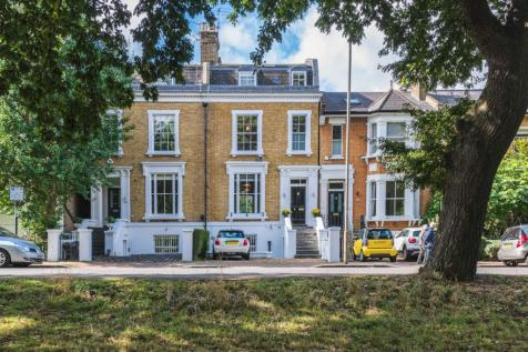 St. James's Drive, London, SW17. 4 bedroom terraced house for sale