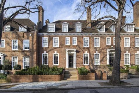 Ilchester Place, Holland Park, London, W14. 7 bedroom terraced house