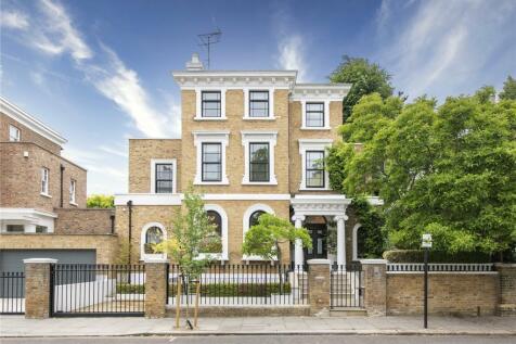 Clarendon Road, London, W11. Detached house for sale