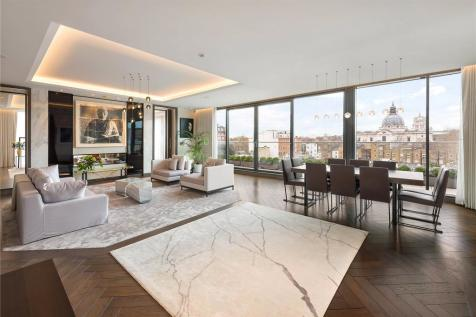 Cheval House, 30 Montpelier Walk, London, SW7. 5 bedroom penthouse for sale