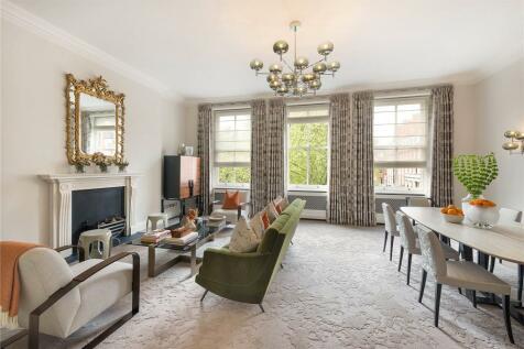 Cadogan Square, London, SW1X. 3 bedroom duplex for sale
