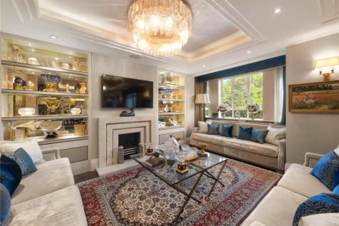 Princes Gate, London, SW7. 3 bedroom apartment