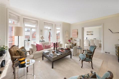 Cadogan Gardens, London, SW3. 4 bedroom apartment