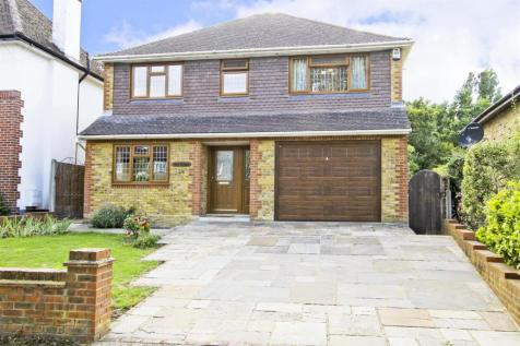 St Martins Approach, Ruislip, Middlesex. 4 bedroom detached house for sale