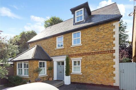 Danemere Street, Putney, London, SW15. 6 bedroom detached house for sale