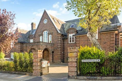 Hotham Hall, 1 Hotham Road, Putney, London, SW15. 3 bedroom apartment for sale
